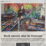 Kunst in Lichtenberg Blo-Ateliers im Tip-Magazin, Juni 2011 S.1