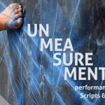 unmeasurement performance flyer front (detail)