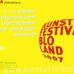 Bloland - Kunst-Festival in den BLO-Ateliers Berlin