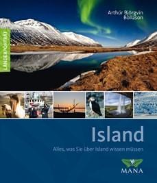 Cover zum Buch Island - Foto Mana-Verlag