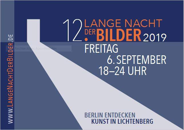 Lange Nacht der Bilder 2019 in den BLO-Ateliers, Berlin