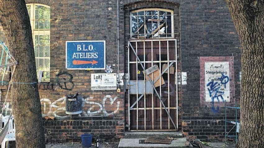 Lichtenberger Kaskelkiez – Blo-Ateliers wollen ihr Gelände kaufen
