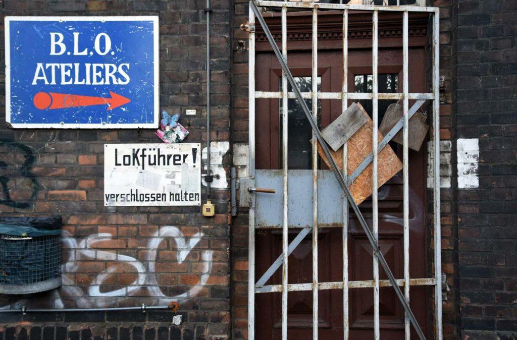 Tagesspiegel Leute Newsletter: BLO-Ateliers