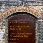 13. Tag der offenen Tür in den BLO-Ateliers am 11.06.2016 ab 14:00 h