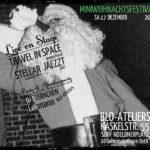Mini Weihnachts Festival im Blo - Flyer 2016