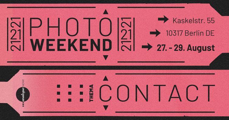 Analogue Now Photo-Festival 2021 auf dem Gelände der B.L.O. Ateliers