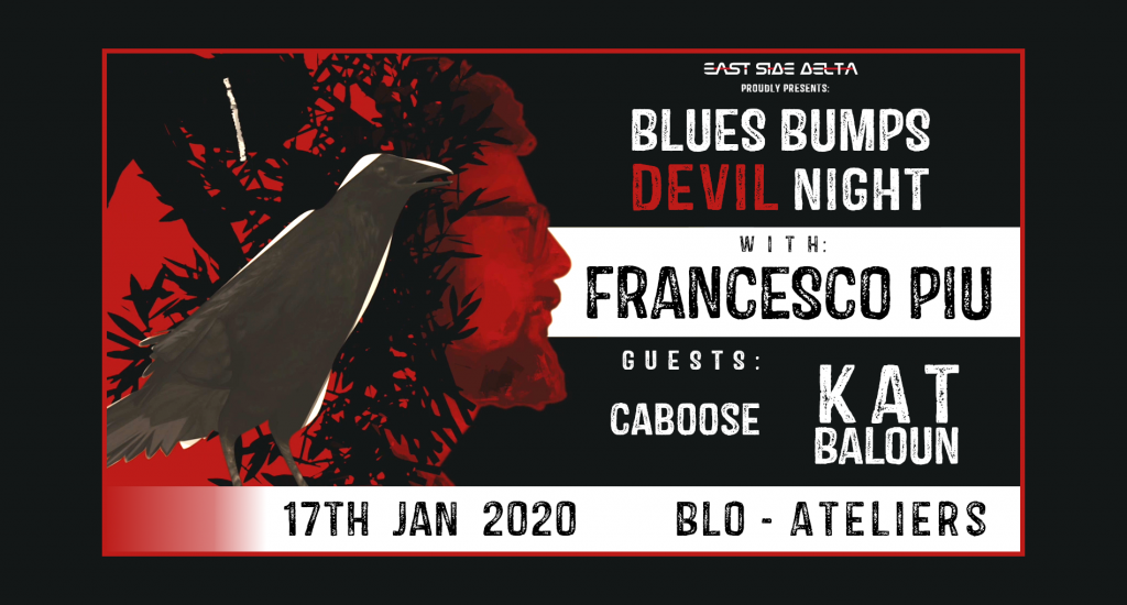Blues Bumps #6 Devil Night (poster fb)