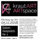 krautART-ARTspace-Salongespräch-Nr1-Paul-und-Paula-Ufer