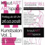 krautART präsentiert: Kunstsalon Vol. 1