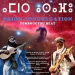 Orion Congregation Tombouctu Beat im Juni in den Blo-Ateliers