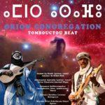 Orion Congregation Tombouctu Beat im Juni in den Blo-Ateliers