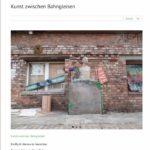 Kunst zwischen Bahngleisen: STZ Lichtenberg Nord über die BLO-Ateliers