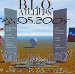 TdoT Blo-Ateliers 2005 - Plakat / Flyer