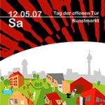 TdoT Blo-Ateliers 2007 - Plakat / Flyer